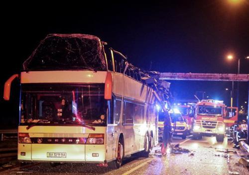 Чи шепетівський автобус скоїв ДТП в Угорщині?