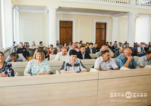 Депутати Шепетівської райради проголосували «за» реорганізацію вузлової лікарні