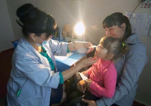 Профілактичний медичний огляд перед початком навчального року — обов'язковий для першокласників