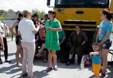 Компанія «Голден Тайл» пішла на поступки протестувальникам у Шепетівському районі