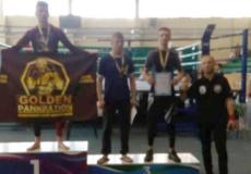 Юні спортсмени-борці з Шепетівщини завоювали нагороди