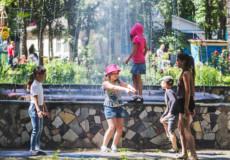 Заходи в Шепетівці з нагоди Міжнародного дня захисту дітей