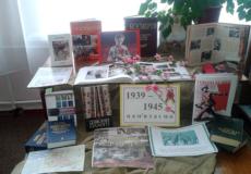 Шепетівські школярі відвідали виставку-спомин