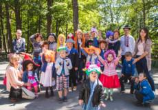 У Шепетівці для особливих дітей в парку влаштували «піратську вечірку»