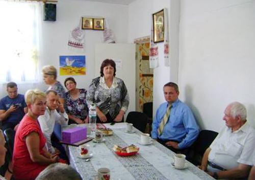 У Шепетівці відзначили 85-річний ювілей УТОСу
