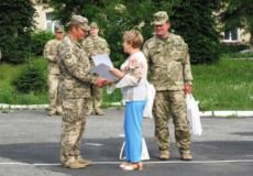На Хмельниччині цивільні подякували військовим донорам