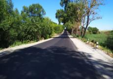 За 3,5 мільйони відремонтували кілометр дороги в Шепетівському районі