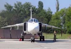 Генерал-лейтенант узяв участь у льотних змінах на Хмельниччині