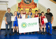 Шепетівські спортсмени перемогли на чемпіонаті з вільної боротьби