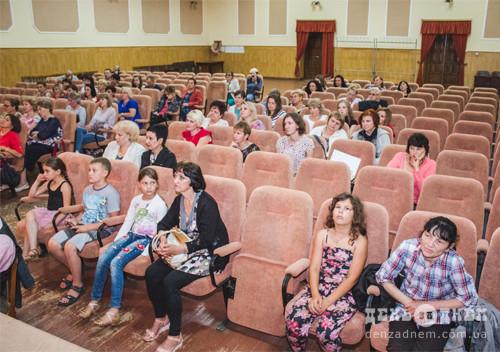 Працівники вузлової лікарні станції Шепетівка відзначили День медика