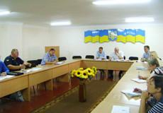 У Шепетівській РДА говорили про надзвичайні ситуації та техногенно-екологічну безпеку