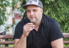 Призер України з бойового самбо пише картини