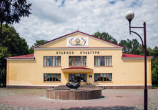 У Будинку культури Клубівки виступав Олександр Малінін