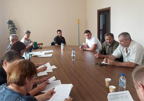 Питання детінізації бізнесу та легалізації заробітної плати обговорювали на Шепетівщині