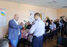 Шепетівські поліцейські відзначили своє професійне свято