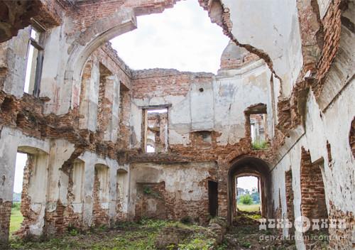 Садибу Сангушків в Ізяславі можуть реставрувати за 400 мільйонів гривень