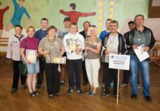 Шепетівська команда посіла друге місце в спартакіаді серед потерпілих на виробництві
