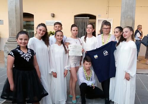 Шепетівський ансамбль «Віват» побував на фестивалі в Італії