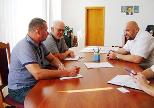 Шепетівщину відвідали представники ОБСЄ