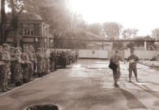 Шепетівські військові святкують 50-річчя частини