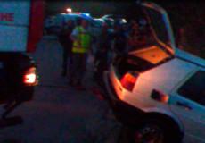 У Полонному загинув водій автівки, яка «злетіла» в Хомору
