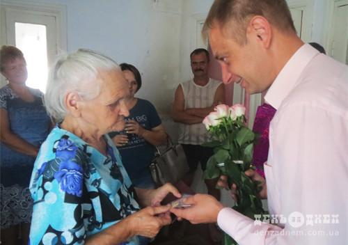 Почесне звання «Мати-героїня» отримала 81-річна жителька Шепетівщини