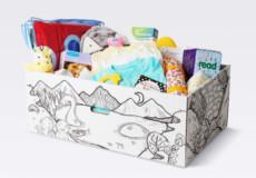 Отримати «пакунок малюка» можна в місцевих органах соцзахисту