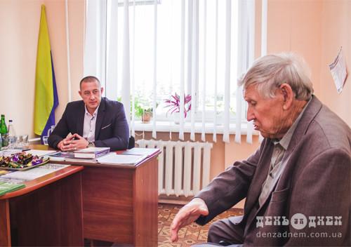 Начальник обласної поліції вперше зустрівся із громадянами Шепетівщини