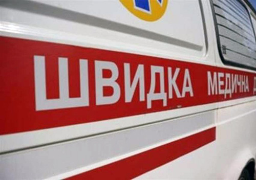 Зловмисник викрав відеореєстратор із шепетівської карети швидкої допомоги