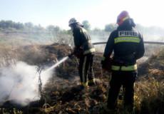 На Хмельниччині сталася масштабна пожежа торфу
