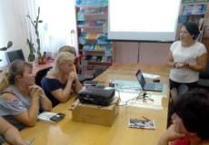 На Шепетівщині навчали писати проекти