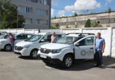 Аграрії у Шепетівському районі отримали нові автівки