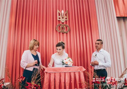 У Шепетівці 28.08 побралися дві пари молодят