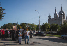 Віряни з Шепетівщини вирушили у Хресний хід до Почаєва