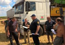 Шепетівські рятувальники на сторожі безпеки аграріїв