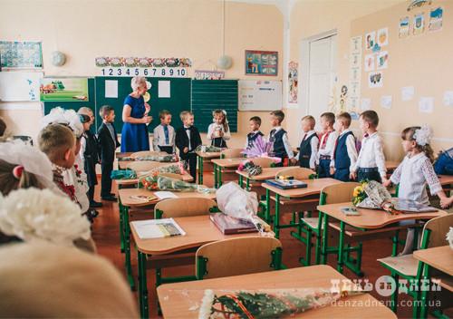 Вже з 11 травня учні Хмельниччини повертаються за парти