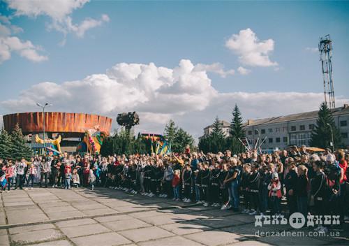 День народження Шепетівки згуртував тисячі людей