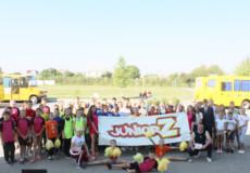 Сім нових видів спорту представили під час фестивалю у судилківській школі
