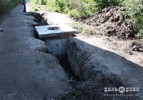 Шепетівчани чекали воду, а тепер ще й нормальну дорогу