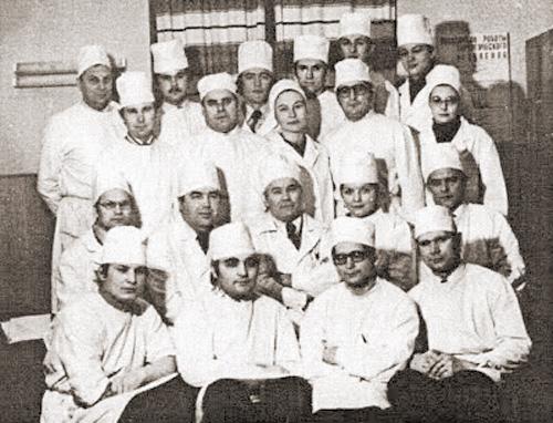 Фундатор медичної освіти на Буковині навчався у Шепетівському медтехнікумі