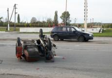 У ДТП на Шепетівщині постраждав мотоцикліст