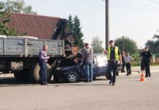 В Шепетівці сталася аварія — четверо потерпілих