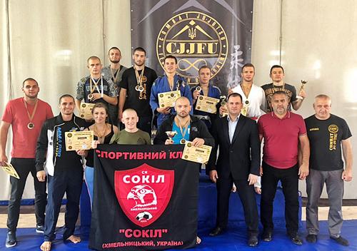 Спортсмени шепетівського «Пересвєта» серед призерів всеукраїнських турнірів