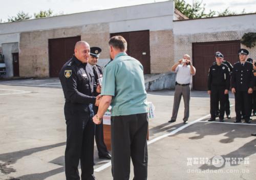 Василь Віконський нагородив шепетівських меценатів відзнаками