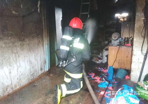У Шепетівці через необачність містян сталося відразу дві пожежі