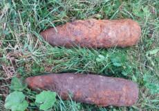 На Шепетівщині знову знайшли снаряди часів Другої світової війни