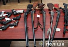 У жовтні мешканці Хмельниччини здали понад 500 боєприпасів