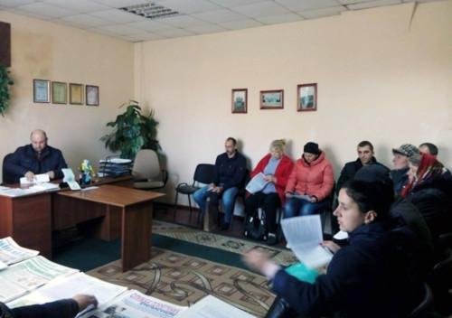 У Шепетівському районі місцева влада шукає співпраці з представниками бізнесу