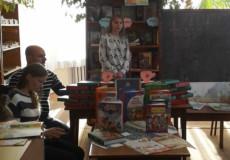 Юна художниця провела арт-зустріч для ровесників