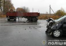 П'ятеро шепетівчан потрапили у ДТП під Хмельницьким